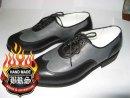 Мужские черно белые туфли, Мужская обувь.  Спортивные ботинки.
